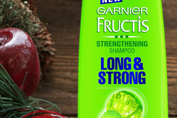 garnier fructis long and strong shampoo review